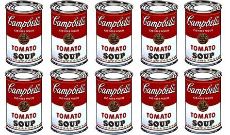32 boîtes de soupes Campbell, Andy Warhol