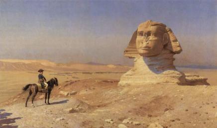 Quand Napoléon Bonaparte découvritl'Islam.