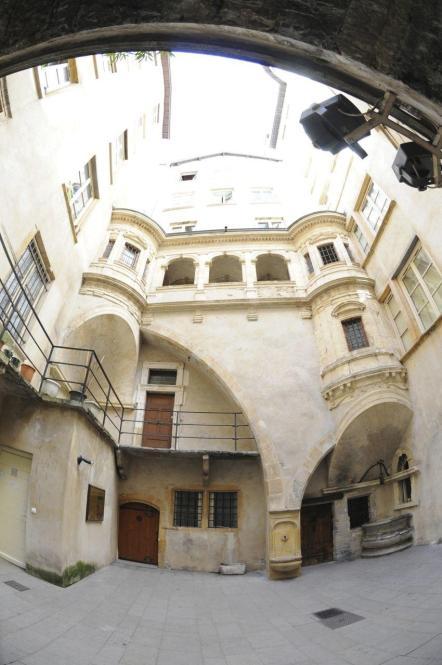 Galerie de l'Hôtel de Bullioud